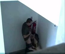 Câmera escondida flagra cunhado comendo a cunhada novinha