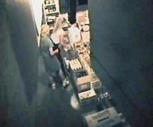 Circuito de segurança flagra duas novinhas se pegando